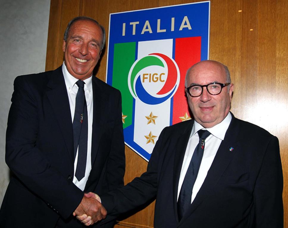 Italia, la 'promessa' di Ventura: